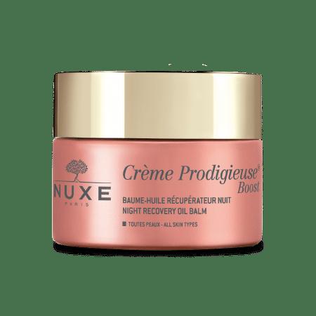 Obnavljajući noćni uljni balzam Crème Prodigieuse Boost®
