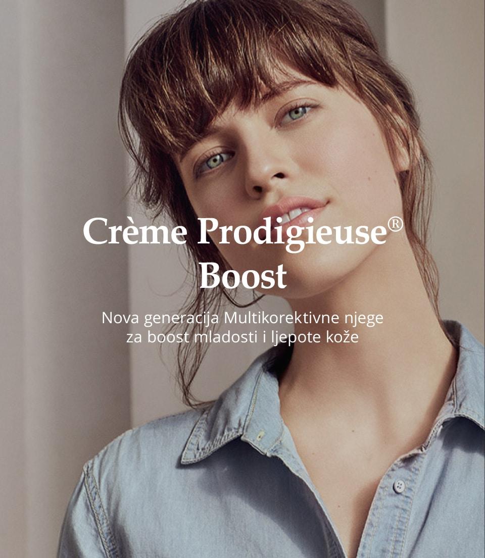 Crème Prodigieuse® Boost - Nova generacija Multikorektivne njege za boost mladosti i ljepote kože