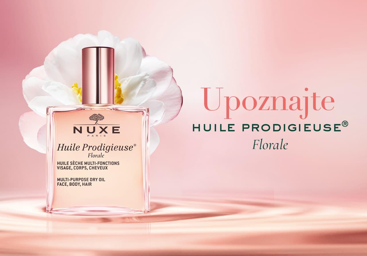 Upoznajte Huile Prodigieuse® Florale