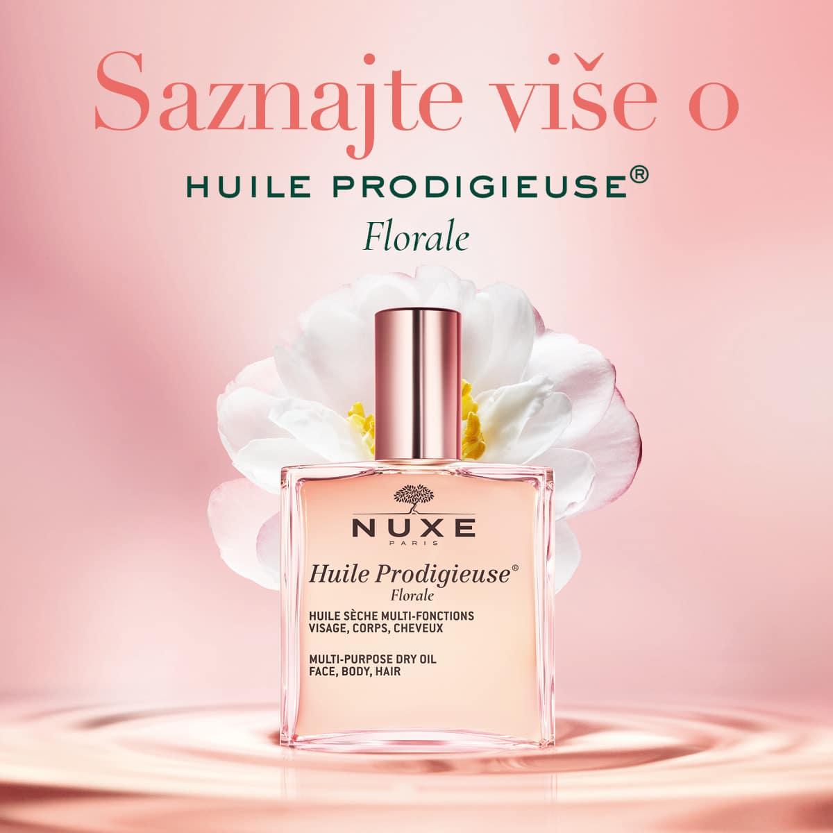 Saznajte više o Huile Prodigieuse® Florale